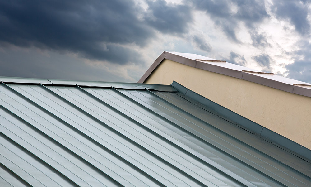Durable metal roofing